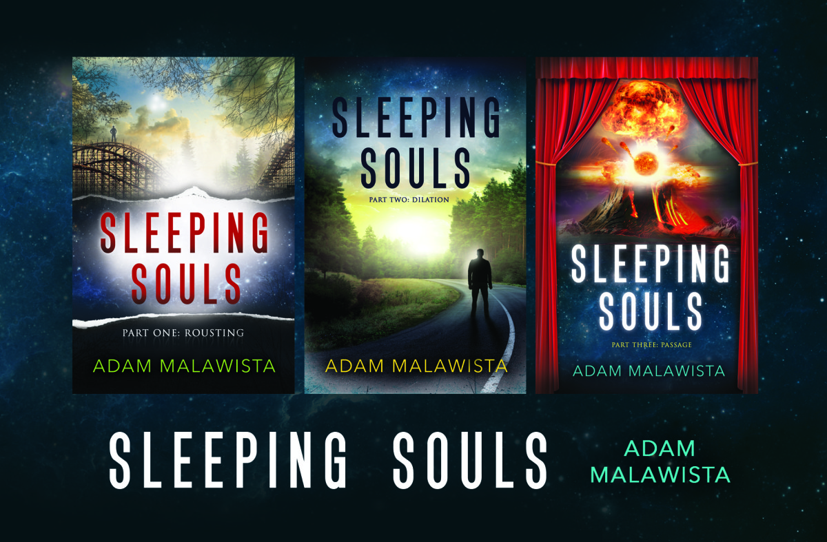 SLEEPING SOULS BOOKS BLOG